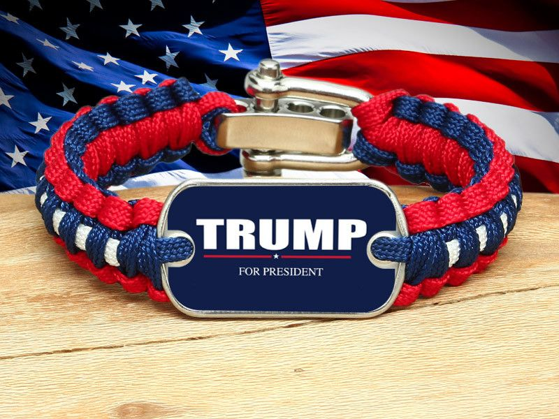 Light Duty Survival Bracelet™ - Trump 1