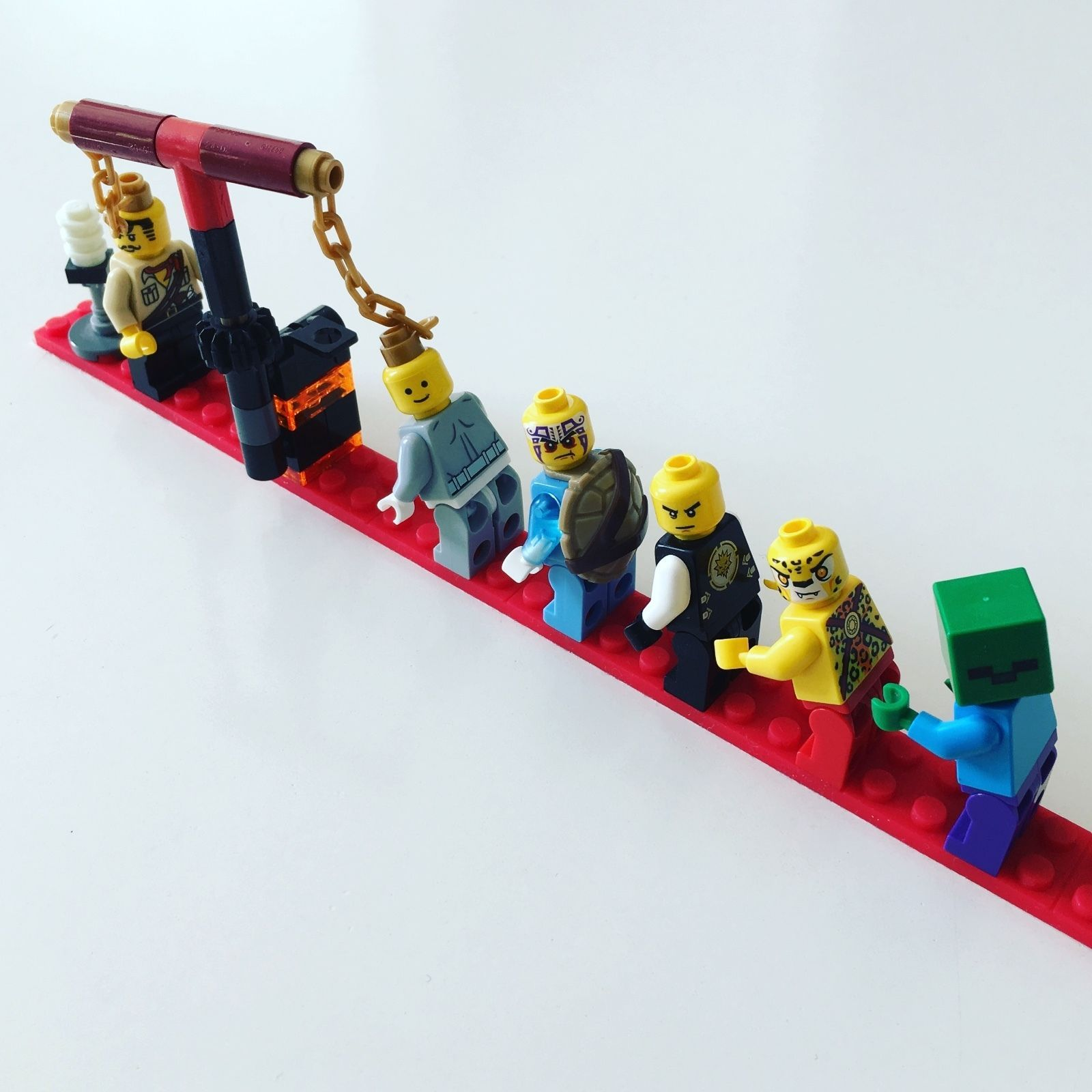 Lego Tape Can Bring Your Old Lego Box Of Parts Back To Life Without