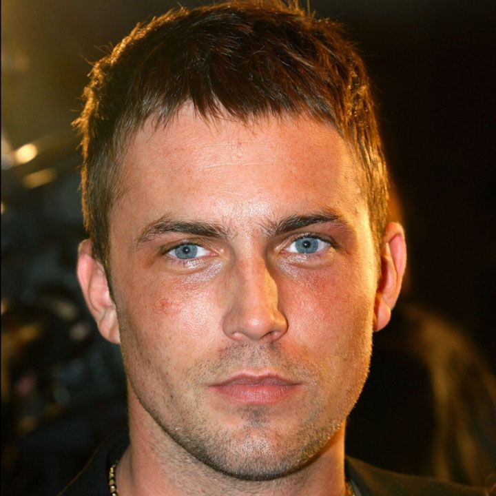 desmond harrington family