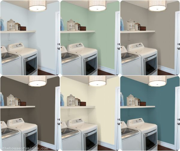 The House Of Smiths Color My Room With Mycolortopia By Glidden An Easy
