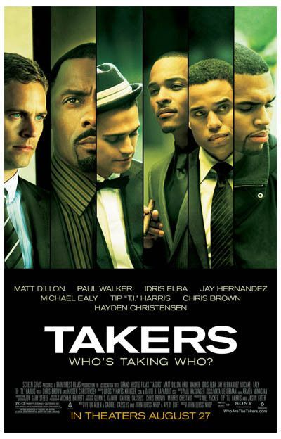 takers film complet