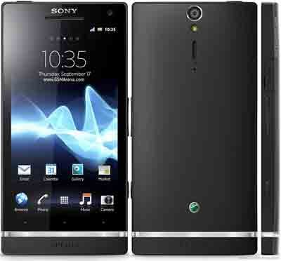 Open Recovery Mode In Sony Xperia S Sony Xperia Phone Sony