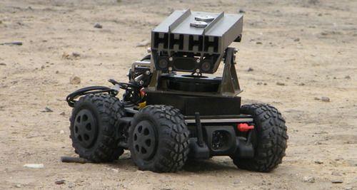 Pincher UGV via otakugangsta   Vehicle   Vehicles, Diy robot