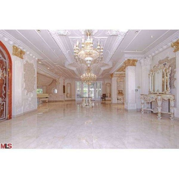 10425 west revuelta way los angeles ca 90077 found on polyvore featuring home and home - Hinterhoflandschaftsideen