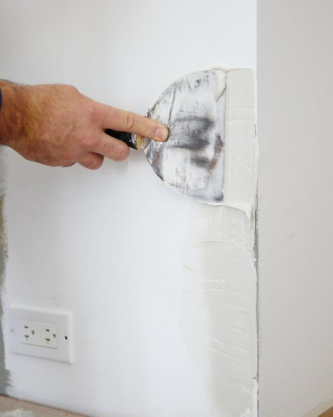 How To Repair A Battered Drywall Corner By Martha