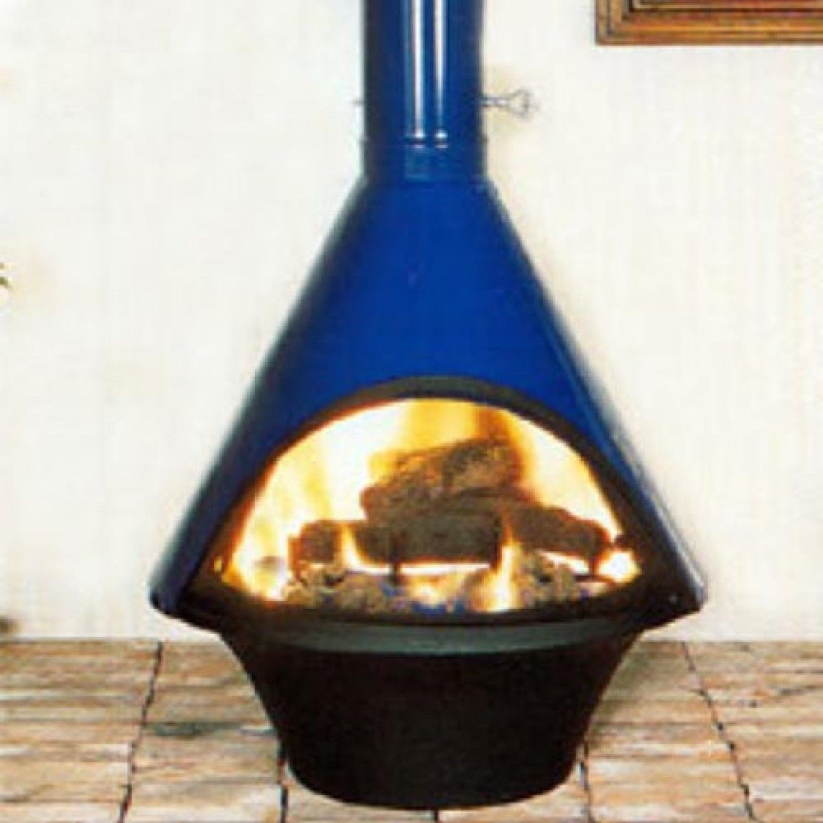 Malm Lancer Wood Burning Fireplace Matte Black Or Porcelain