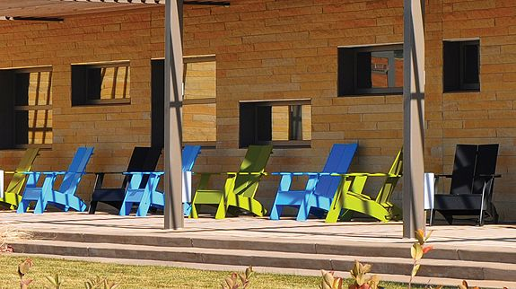 Loll Designs Adirondack Chairs And Benches Are Composed Of Recycled
