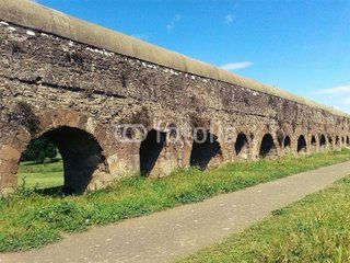 Park of Aqueducts in Rome