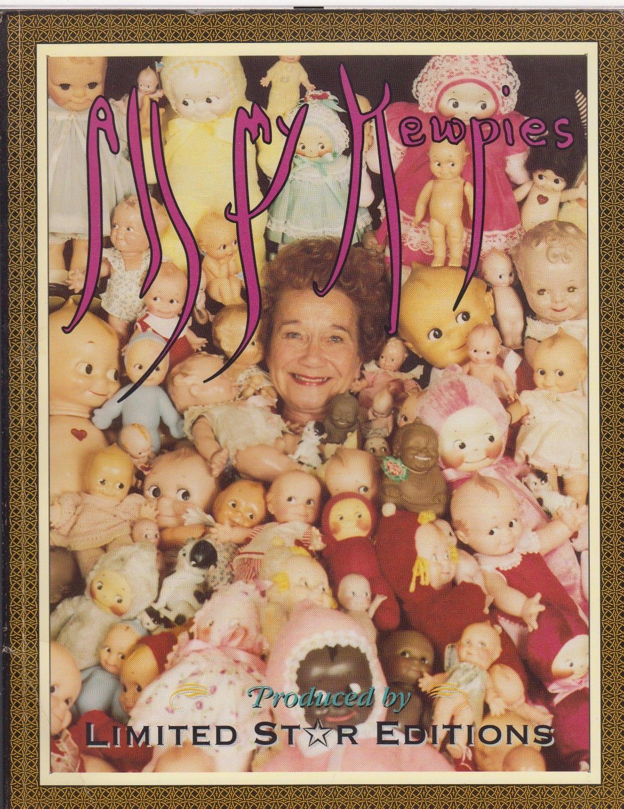 2 Vol Rose O'Neill All My Kewpies Kewpies Autographed by Lois Holliday Holman | eBay