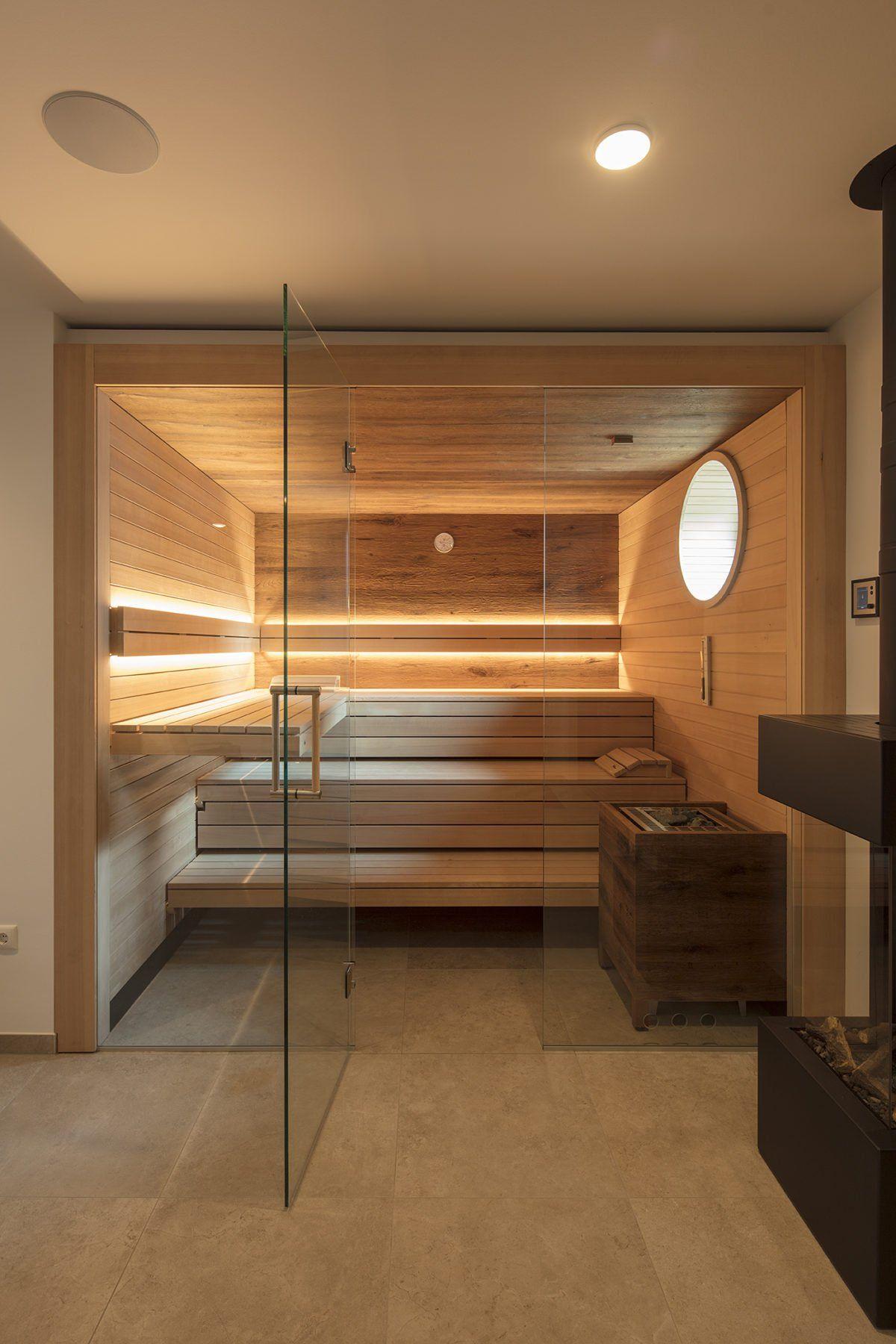 Sauna im Bad: Behaglich und wärmend | schwimmbad.de
