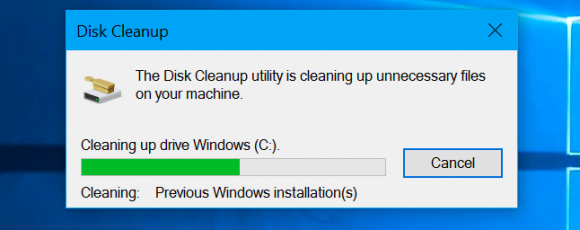 Is It Safe To Delete Everything In Windows Disk Cleanup Disk