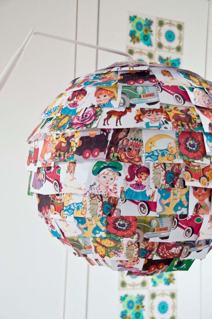 11 Ikea Haks Geniaux Pour Relooker La Celebre Suspension Boule En