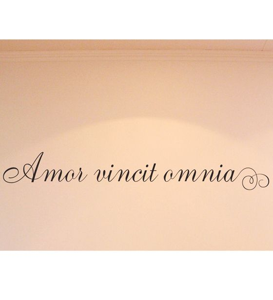 Love Conquers All Could Be Engraved On The Inside Of A Wedding