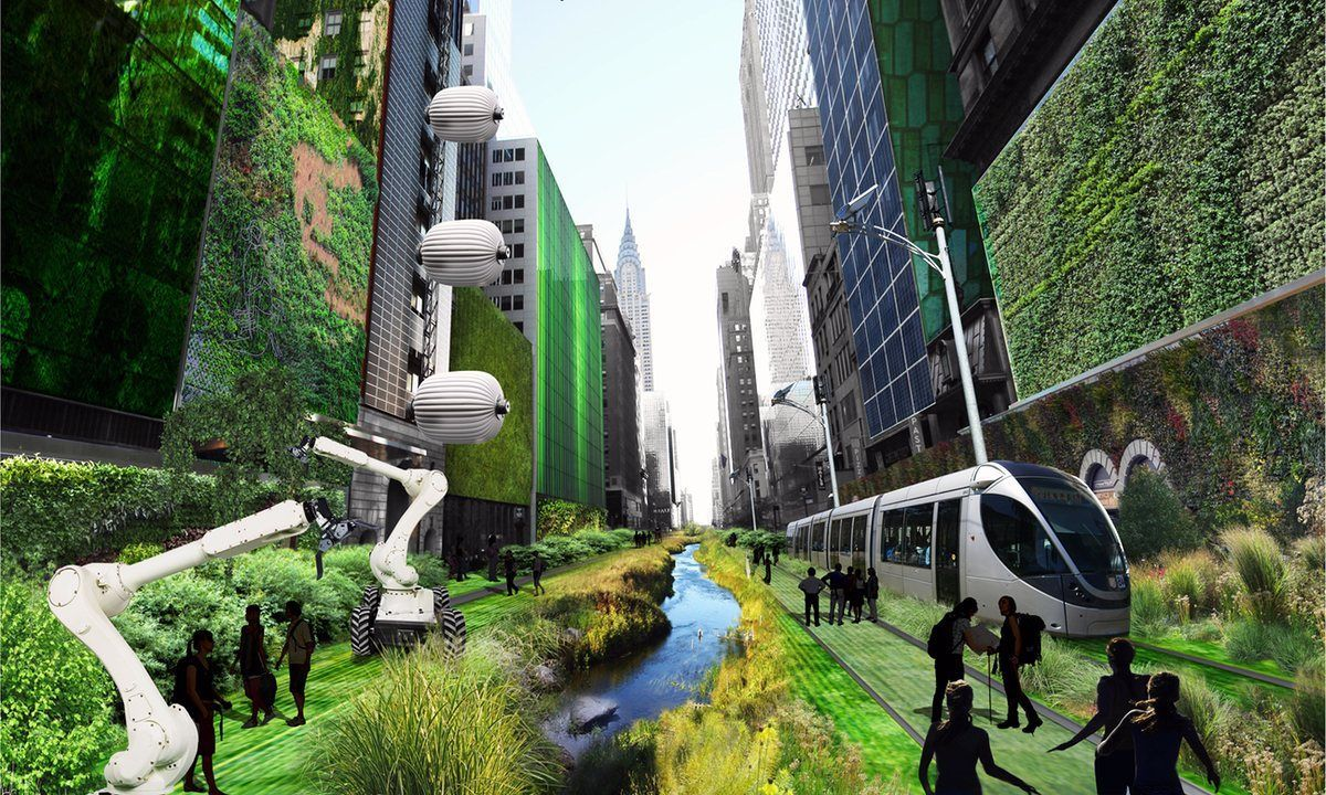 Story of cities what will our growing megacities really look like