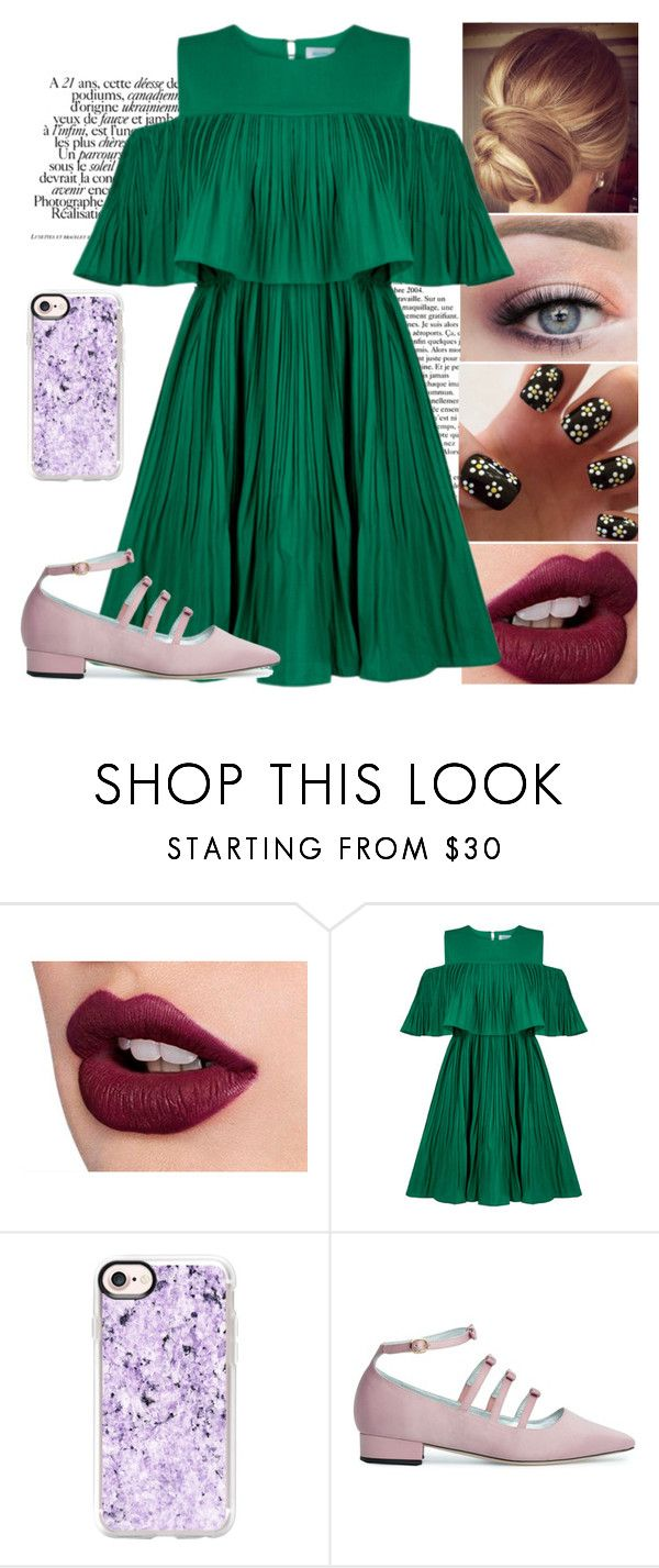 """Scan"" by its-just-moi ❤ liked on Polyvore featuring Jovonna and Casetify"