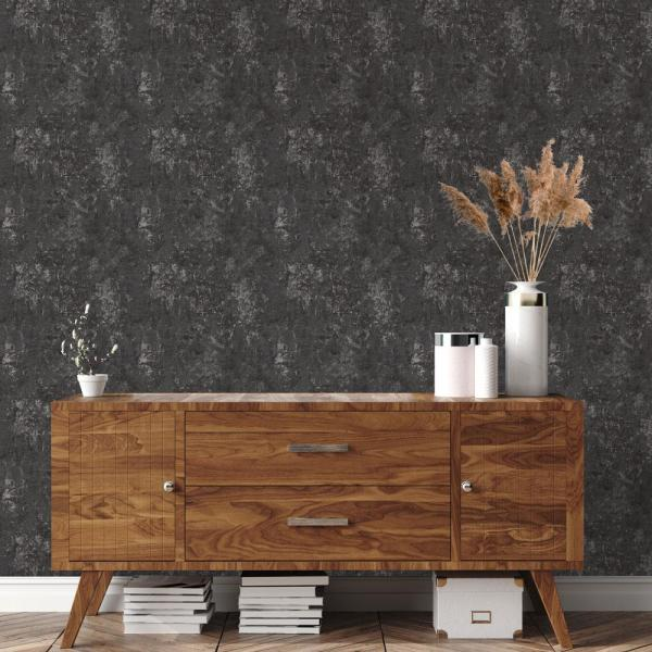 Tempaper Distressed Gold Leaf Vinyl Peelable Wallpaper Covers 56 Sq Ft Di650 The Home Depot In 2020 Removable Wallpaper Peel And Stick Wallpaper Wallpaper Roll