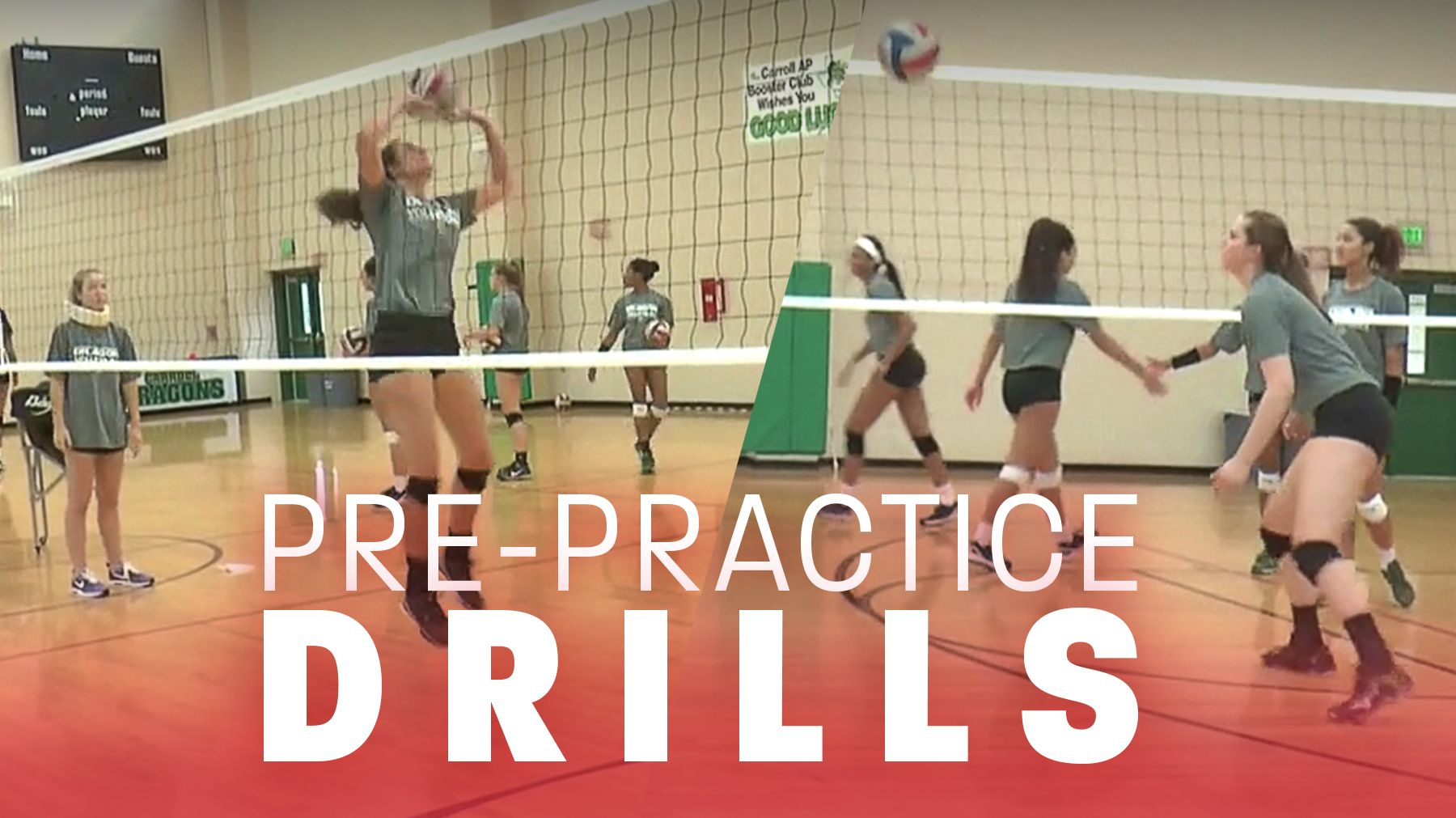 Jumpstart Training Sessions With Pre Practice Drills Volleyball Conditioning Volleyball Practice Volleyball Tryouts