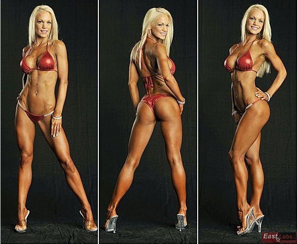 michelle brannan bikini competition training & diet | Bikini ...