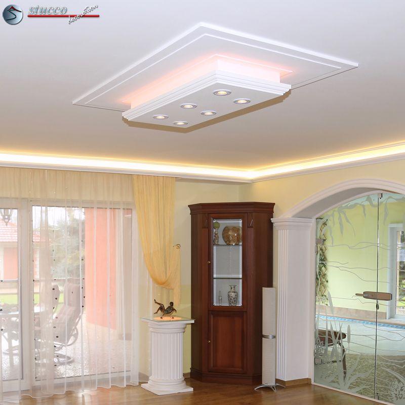 led spots deckenbeleuchtung wohn design. Black Bedroom Furniture Sets. Home Design Ideas