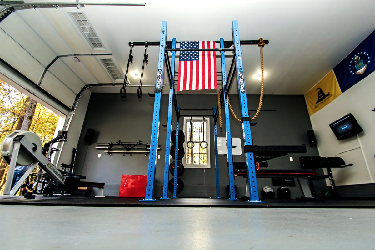 Blue rig home gym inspiration home gym inspiration in 2019