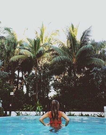 summer pool tumblr. Fotos Na Piscina: Criativas, Poses, Estilo Tumblr E Com Amigas Summer Pool