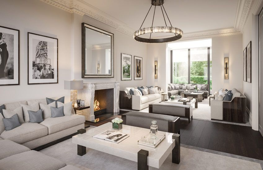 Inspiring Living Room Ideas To Decorate With Style Open Space Living Room Open Space Living Open Plan Living Room