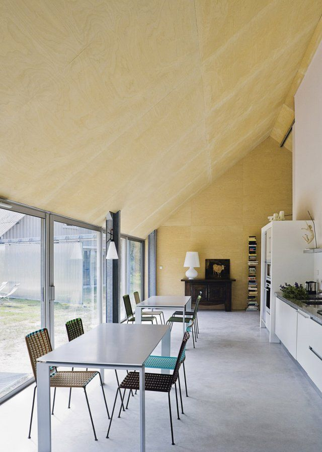Cuisine design minimaliste  inspirations pour bien l\u0027aménager House