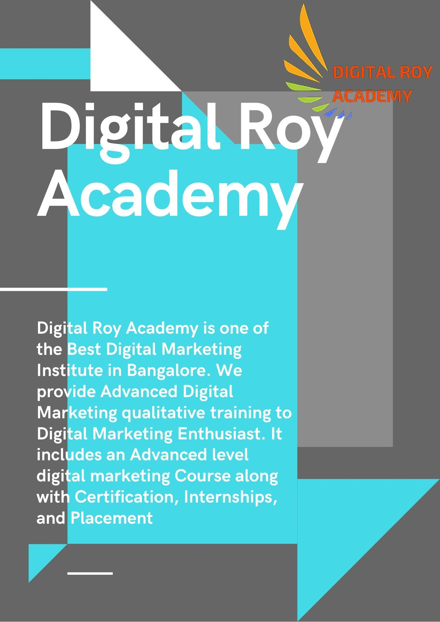 Best Digital Marketing Course in Bangalore in 2020