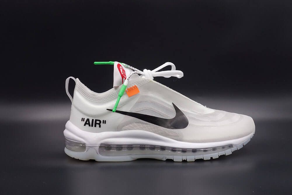 cheap for discount afdf9 6a12f Nike Air Max 97 Off White Virgil Original Nike Air Max 97 Off White Virgil  was released on Nov 1 2017, style code: AJ4585-100. Market price is $800 -  $2000.