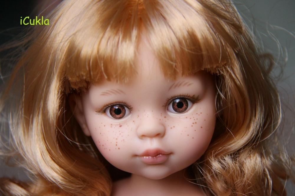 """Paola Reina doll body ~13.5/""""~34cm~ body 2018~by iCukla"""