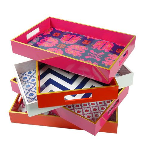 iomoi trays for B's room?