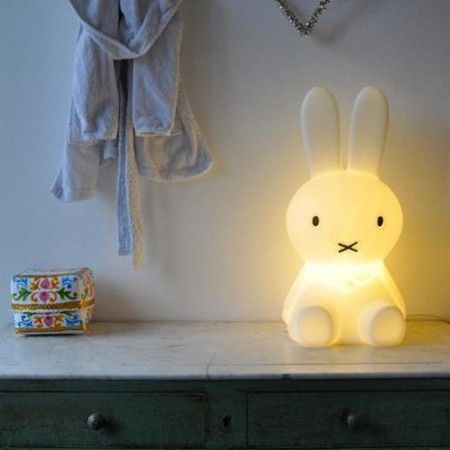 Bunny Lamp / Lampe Miffy
