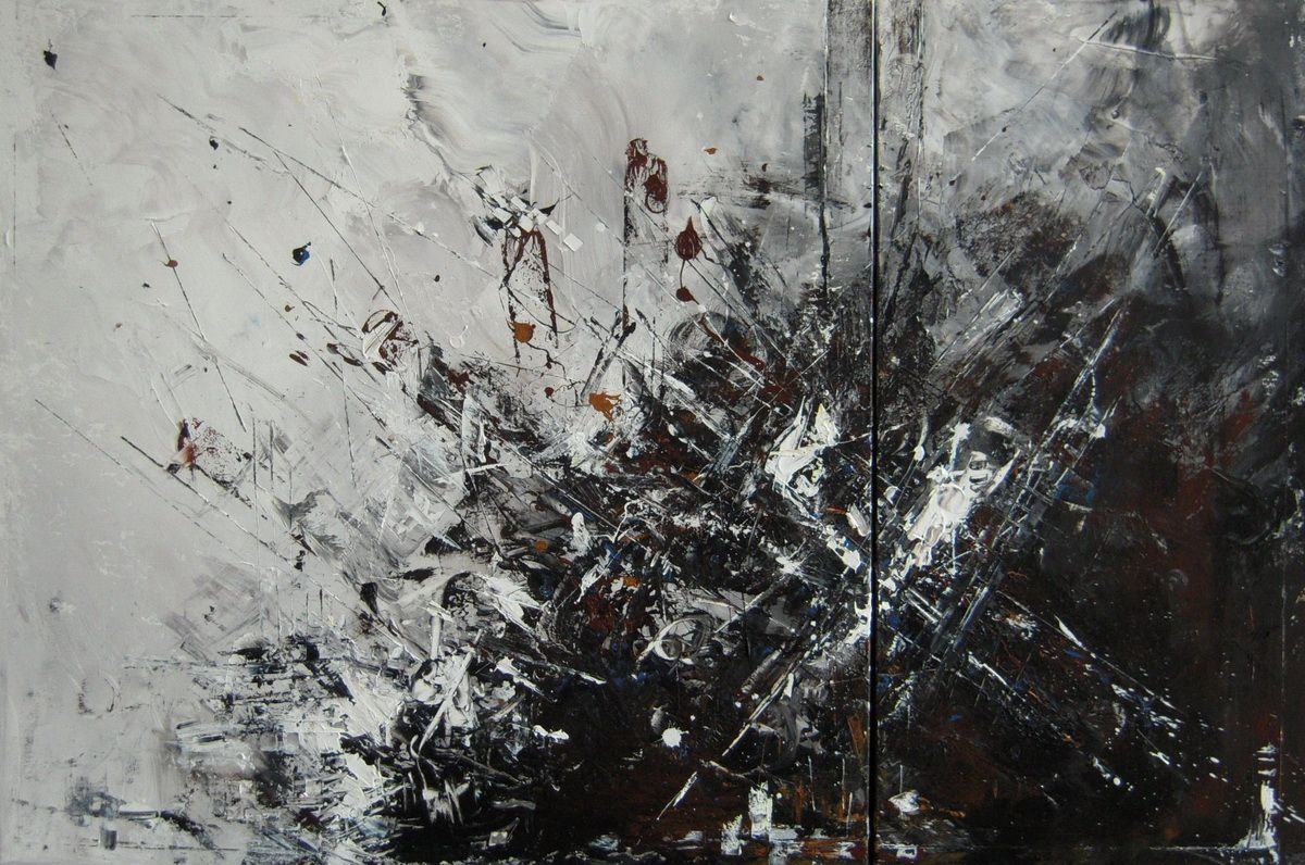 Roseline Al OUMAMI, abstraction lyrique http://www.kelexpo.com/profil-artiste/roseline-al-oumami-abstraction-lyrique/