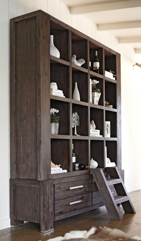 Pearl 4 Drawer Large Bookshelf by John Young Furniture