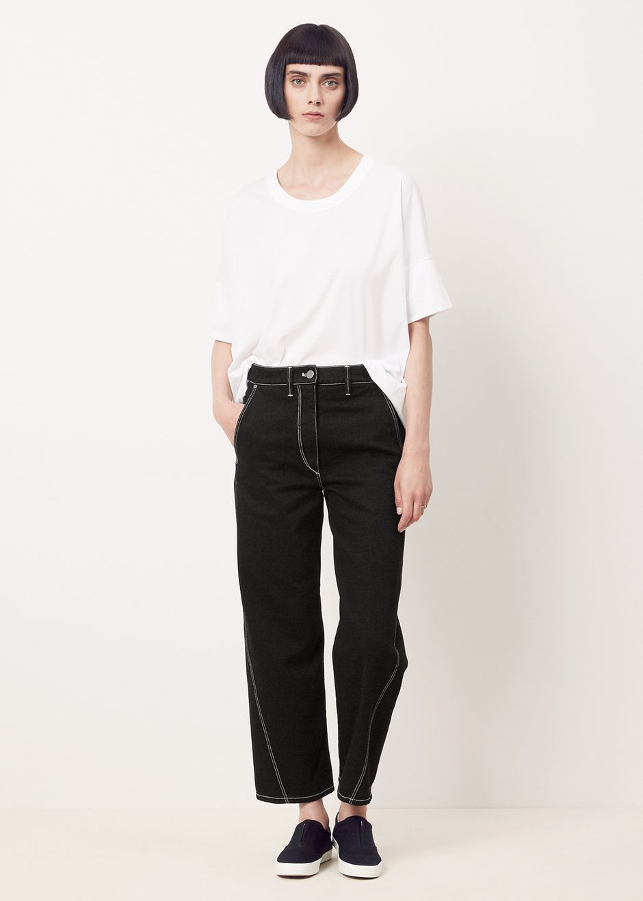 Lemaire Twisted Pant (Black)