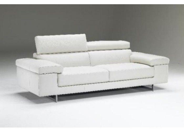 Natuzzi Editions B619 Saggezza Leather Sofa Set Adjustable