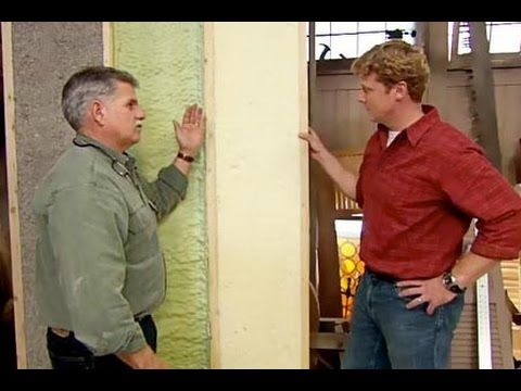 How To Choose And Use Insulation This Old House Youtube Home Insulation Handyman Magazine Floor Insulation