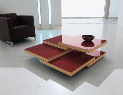 coffee table design ideas wood