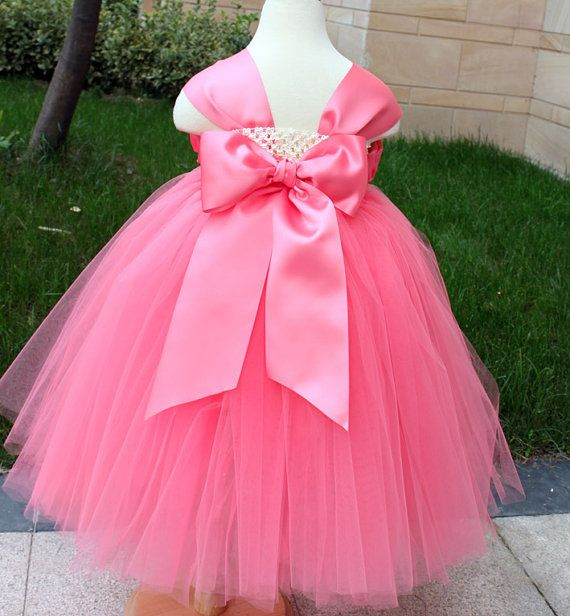 Pin By Dolores Paulino On Just Tutu Flower Girl Tutu Pink