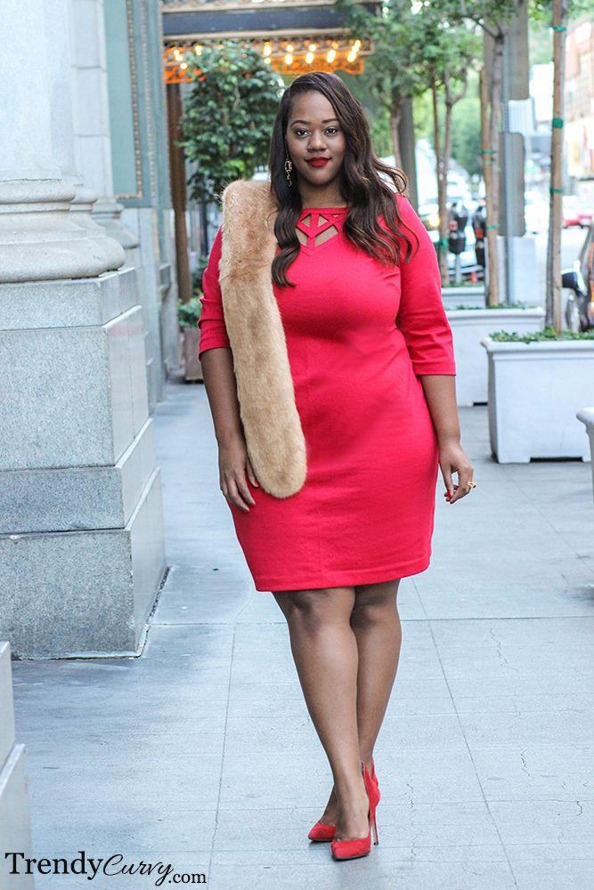 a1ea5e309d9 Holiday Glam - Trendy Curvy. Holiday Glam - Trendy Curvy Plus Size Fashion  Blog ...