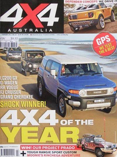 2012 Automotive Winner - MFA Awards