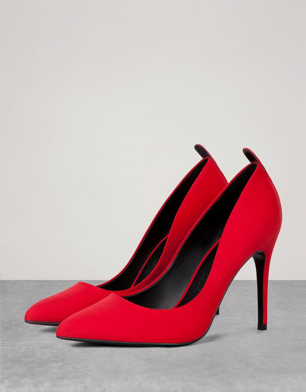 e710e94e2a10 Basic heeled shoes. Discover this and many more items in Bershka with new  products every week
