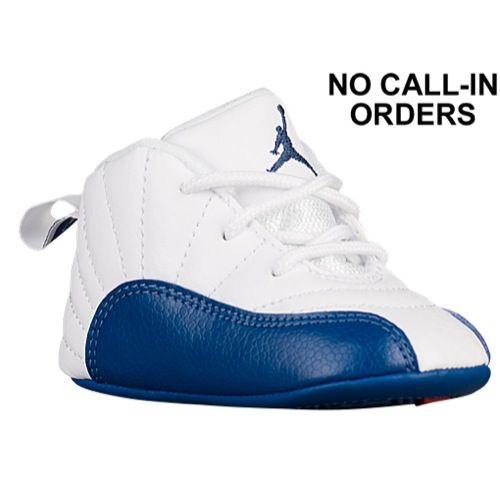 separation shoes a9be5 d04bc Jordan Retro 12 - Boys' Infant | 13 | Baby boy shoes, Kid ...