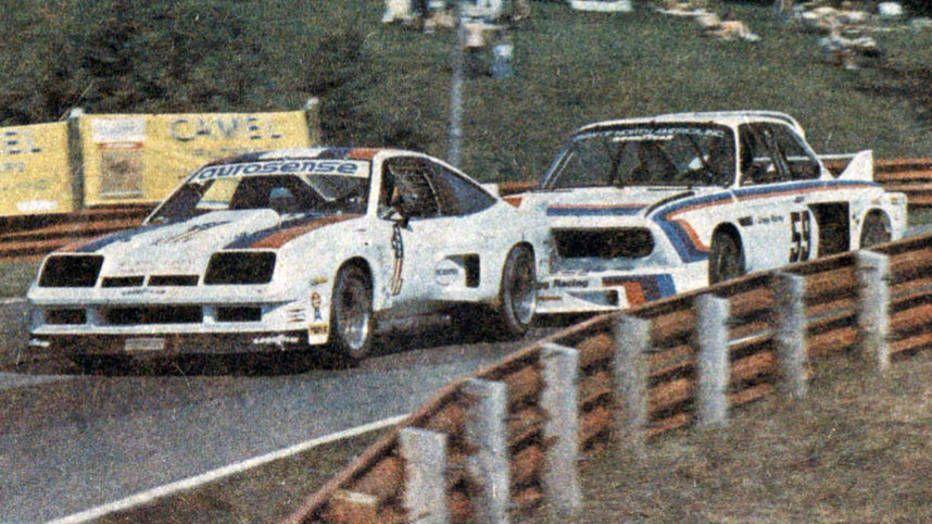 Throttle Back Thursday When Chevy Monzas Battled Bmw 3 0 Csls