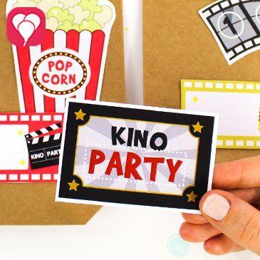Geburtstag Kino