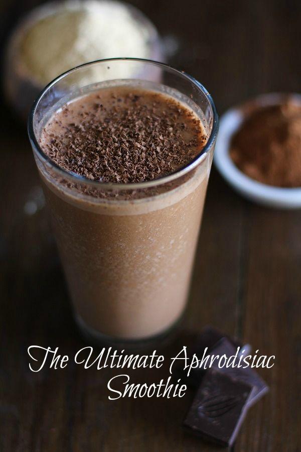 Vegan Chocolate Milkshake | TasteSpotting