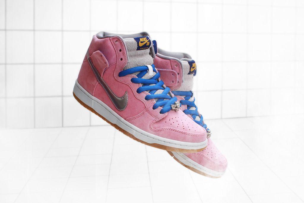 Winner Announced! Concepts x Nike SB 2012