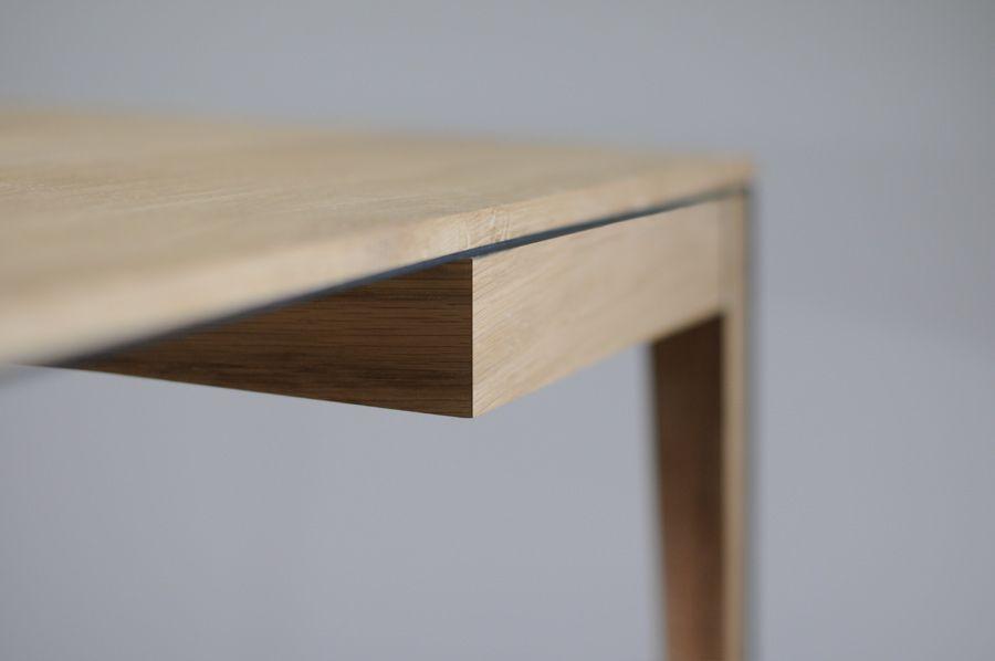 Bureau acier Élégant bureau design en corian et bois atelier pure