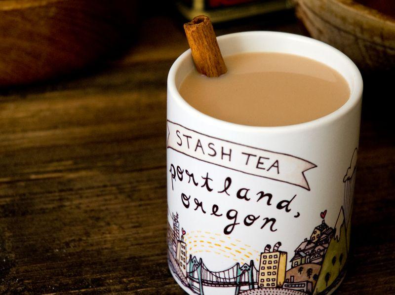 Hot Chocolate Chai