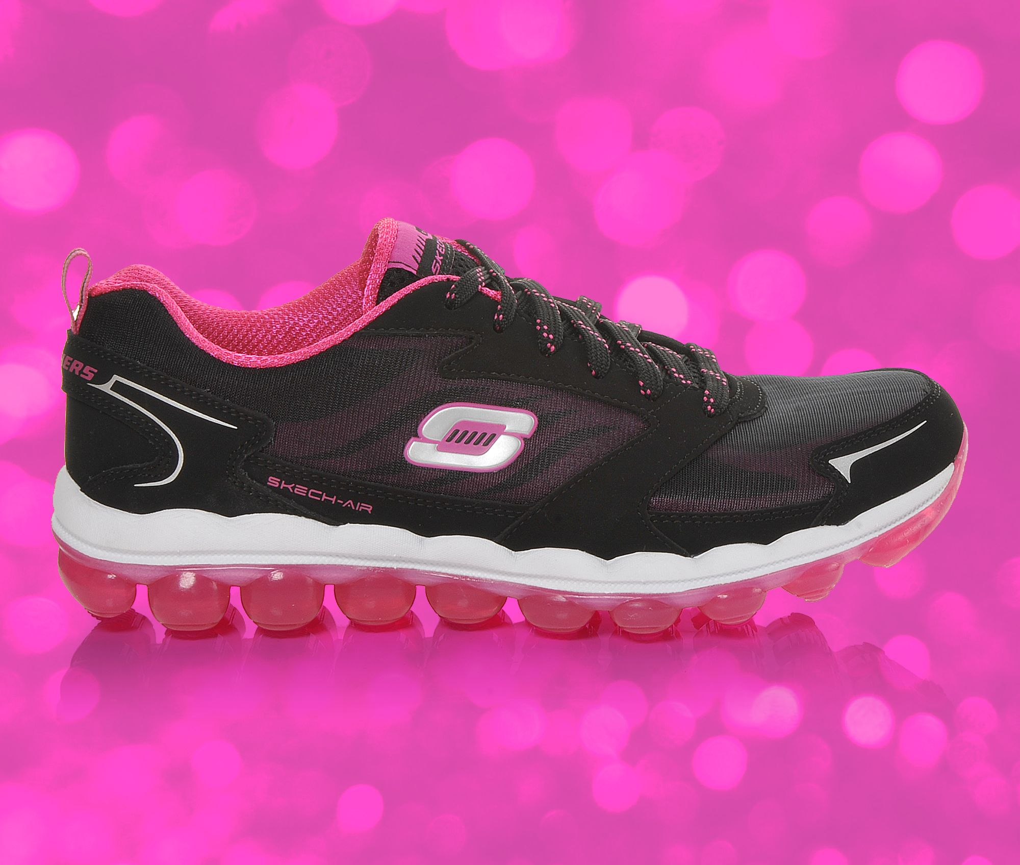 Women S Skechers Air Lace Up Athletic Shoes At Shoe Carnival